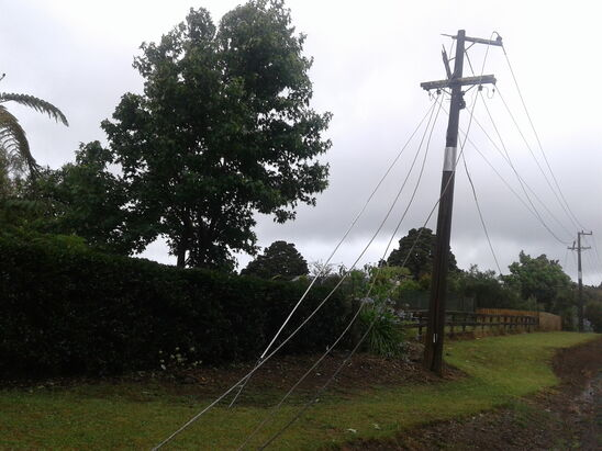 Storm Damage To Accompany Ge Media Statement June 19 2019