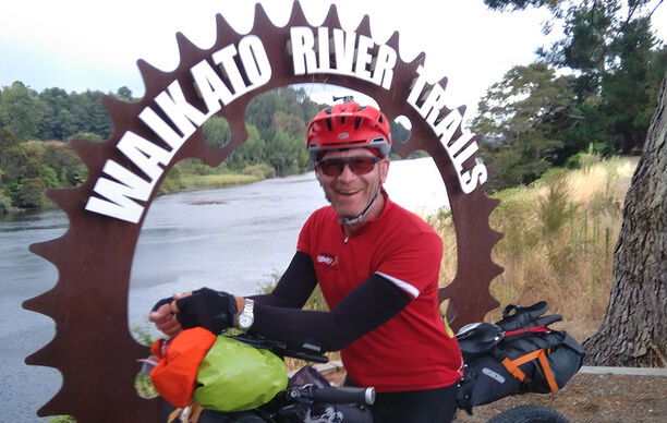 Rob Meadows Waikato River Trail2