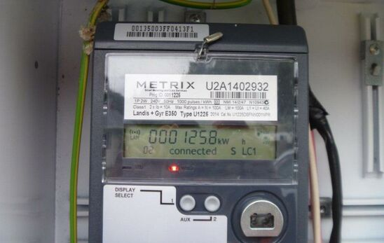 Secondary Electric Meter : How to read your electricity meter northpower